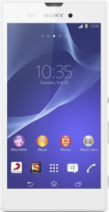 Sony Xperia T3 (White, 8 GB)