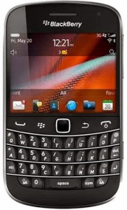 Blackberry 9900 (Black, 8 GB)