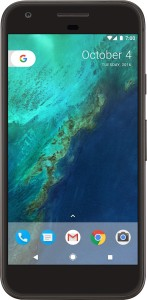Google Pixel XL (Quite Black, 32 GB)