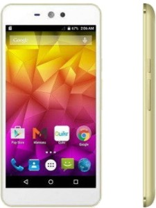 Micromax Canvas Selfie 4 (White & Champangne, 8 GB)
