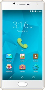 Micromax Canvas Unite 4 Plus (Champange, 16 GB)