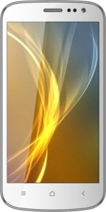 Karbonn A19 (White Silver, 4 GB)(512 MB RAM)