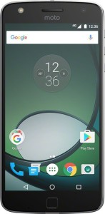 Moto Z Play with Style Mod (Black, 32 GB)