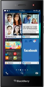 Blackberry Leap (Grey, 16 GB)