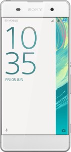 Sony Xperia XA Dual (White, 16 GB)