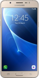 Samsung Galaxy J7 - 6 (New 2016 Edition) (Gold, 16 GB)