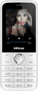 InFocus F125 Boom Box White