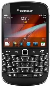 Blackberry 9900 (Charcoal Black, 8 GB)