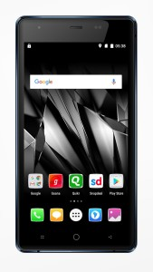 Micromax Canvas 5 Lite (Black, 16 GB)