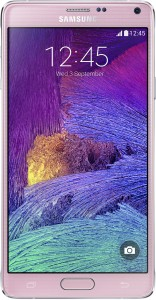 Samsung Galaxy Note 4 (Blossom Pink, 32 GB)