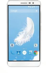 Lava Iris Fuel F1 (White, 8 GB)