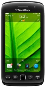 Blackberry Torch 9860 (Shadow Grey, 4 GB)