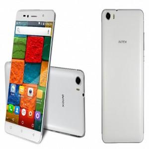 Intex Aqua Shine 4G (Grey, 16 GB)