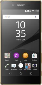 Sony Xperia Z5 Dual (Gold, 32 GB)