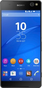 Sony Xperia C5 Ultra Dual (Black, 16 GB)