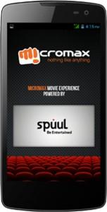 Micromax Canvas Tube A118R  Black, 4  GB  1  GB RAM