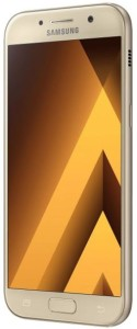 Samsung Galaxy A5-2017 (Gold Sand, 32 GB)