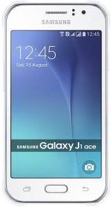 Samsung Galaxy J1 Ace (White, 4 GB)