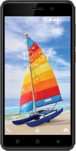 Intex Aqua Strong 5.1 Plus (Black, 8 GB)
