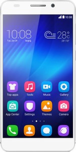 Honor 6 (White, 16 GB)