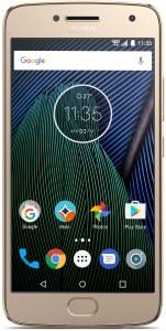 Moto G5 Plus (Gold, 32 GB)