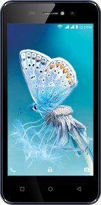 Intex Aqua Amaze Plus (Blue, 8 GB)