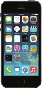 Apple iPhone 5s (Space Grey, 16 GB)