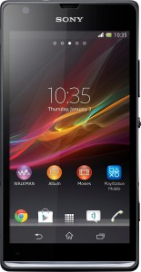 Sony Xperia SP (Black, 8 GB)