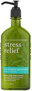 Bath Body Works Stress Relief Spearmint Body Lotion 192 Ml Best