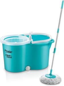 Prestige Clean home magic mops 6 L with 2 mop heads Mop Set