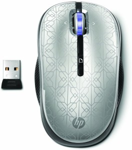 HP WE791AA Wireless Optical Mouse