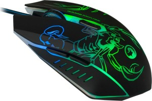 Marvo M316 Scorpion Wired Gaming Mouse