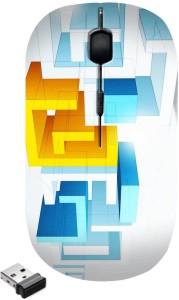 Zapcase Ultra Slim Wireless Optical Mouse WM5699 Wireless Optical Mouse