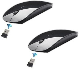 ROQ 2 PC Ultra Slim Wireless Optical  Gaming Mouse