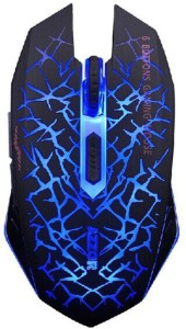 Flipfit AZZOR 6 BUTTON GAMING REMOTE Wireless Optical  Gaming Mouse