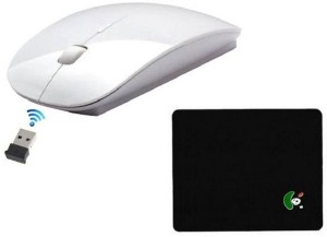 ROQ Premium series pad WITH Wireless Optical Mouse