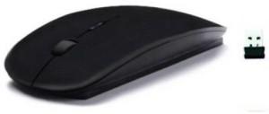 AVB Slim for Laptop, Desktop Wireless Optical  Gaming Mouse