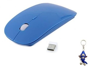 Terabyte Tbmw-023 Blue Wireless Optical Mouse