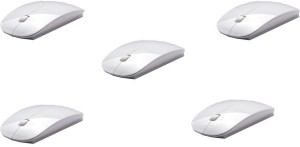 Outre 5PC 2.4Ghz Ultra Slim Wireless Optical  Gaming Mouse