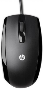 HP KY619 3 Button Wired Optical Mouse