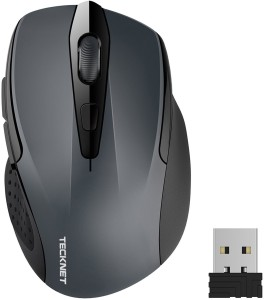 Tecknet M003 pro wireless mouse Wireless Optical  Gaming Mouse