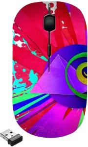 Zapcase Ultra Slim Wireless Optical Mouse WM5713 Wireless Optical Mouse