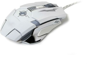 Shrih 6-Button USB Wired Optical  Gaming Mouse