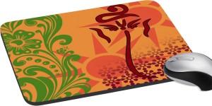 meSleep Floral Ganesha PD-22-006 Mousepad
