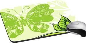 meSleep Butterfly Impression Mousepad