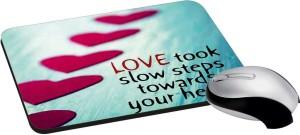 meSleep Heart Trail PD-13-85 Mousepad