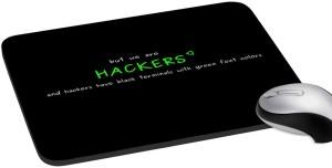 meSleep Hackers PD-15-20 Mousepad