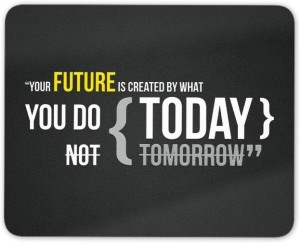 Digiclan Future Mouse Pad Mousepad