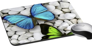 meSleep Multiple Butterfly Mousepad