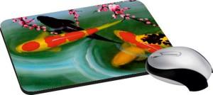 meSleep Fishes PD-15-74 Mousepad